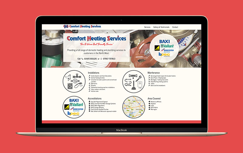 Comfort Heating Services